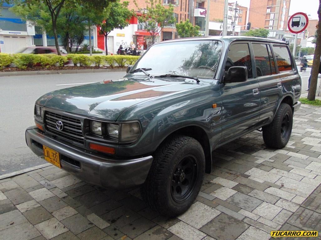 Tu Carro Com >> Toyota Burbuja Autana Fzj Mt 4 5 Ano 1996 150000 Km