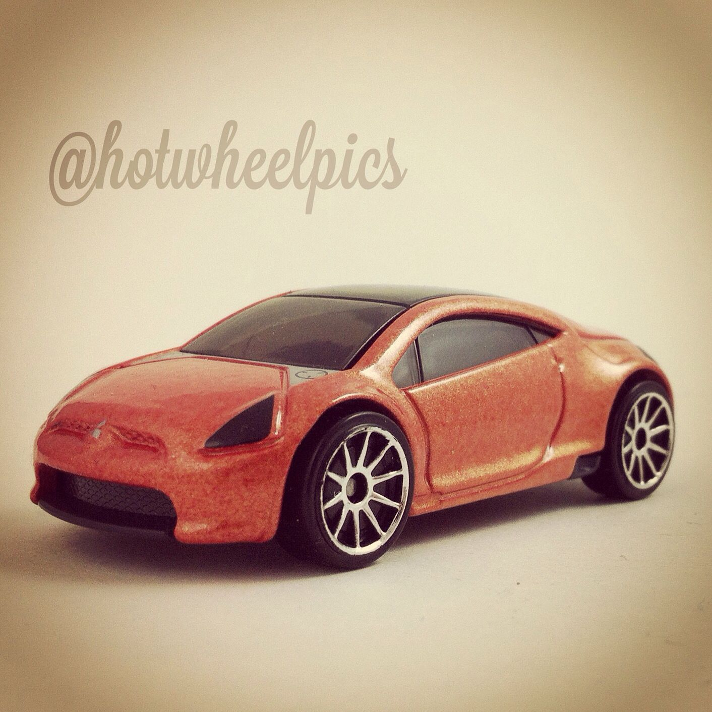 Mitsubishi Eclipse Concept Car 2005 Hot Wheels First Editions