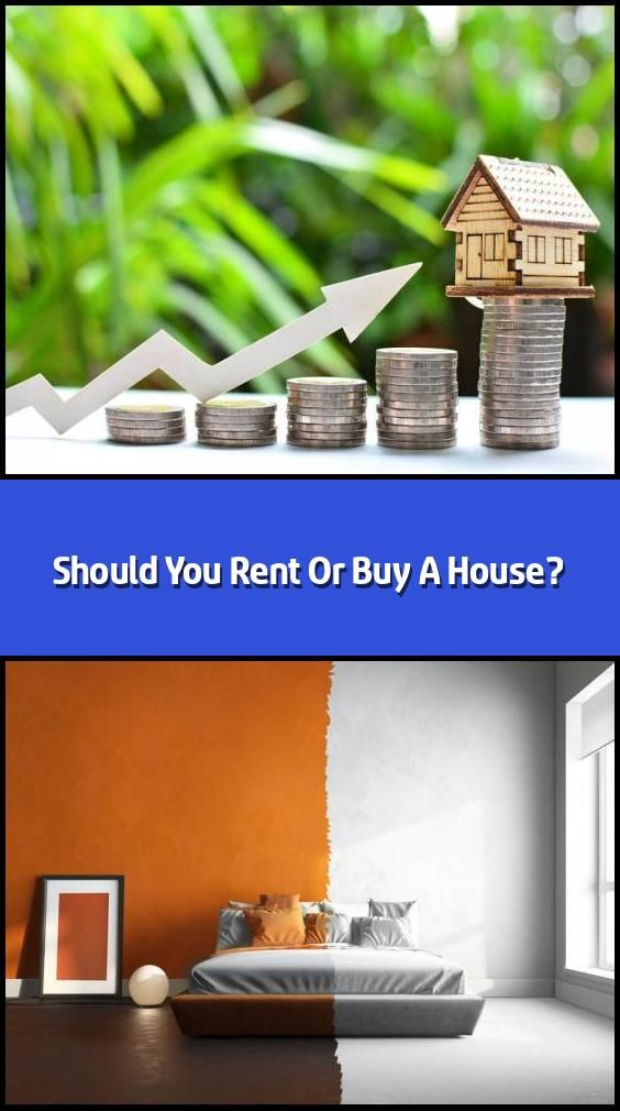Should You Rent Or Buy A House? - Seems like everyone is ...