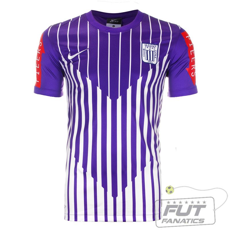 326ed543916ca Camisa Nike Alianza Lima Away 2012