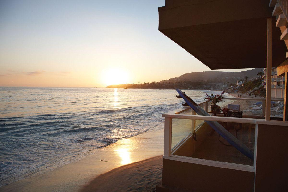 Oceanfront Boutique Hotels On Laguna Beach Pacific Edge Hotel Beachfront