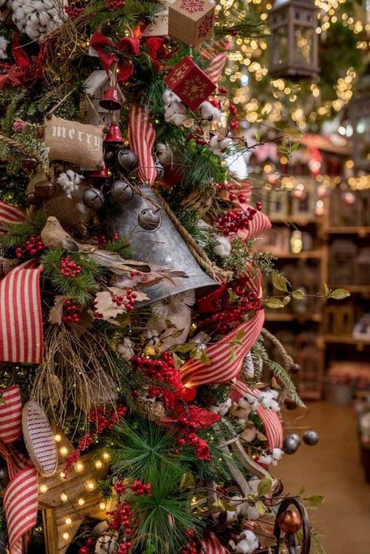 Pin by Wetonna Bruce on Happy Holidays Pinterest Christmas tree - country christmas decorations