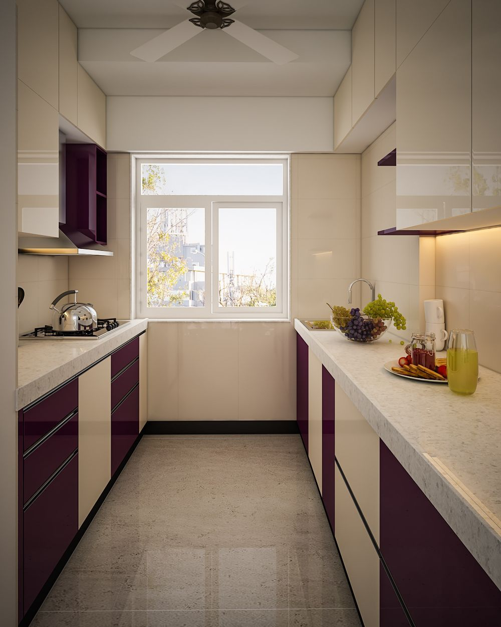 Kitchen Decor Idea 9 in 9   Simple kitchen design, Interior ...
