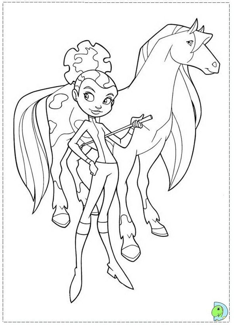 Coloring Pic Of Horses Kids Printable Coloring Pages Horse Coloring Pages Coloring Pages