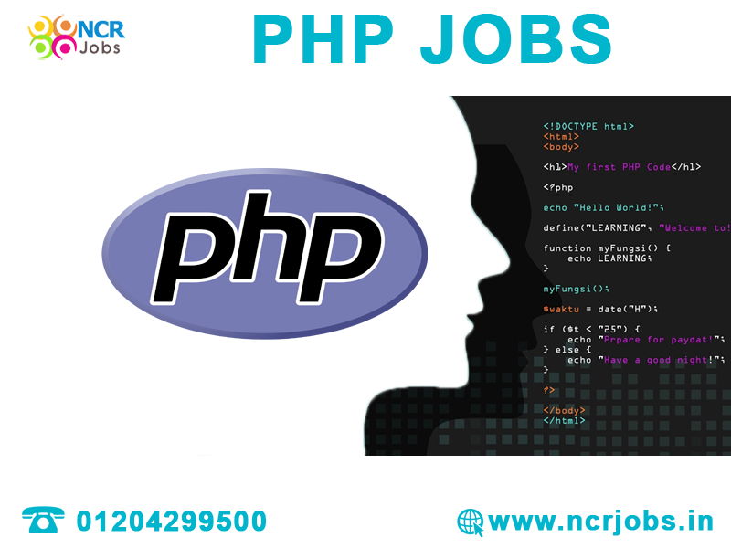 PHPJobs If you want PHP Jobs just apply at NCRjobs Portal