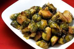 maple glazed brussel sprouts - 4 Tbs butter, 2 lbs sprouts, ½ c chicken broth, 2 Tbs maple syrup, 4 tsp cider vinegar