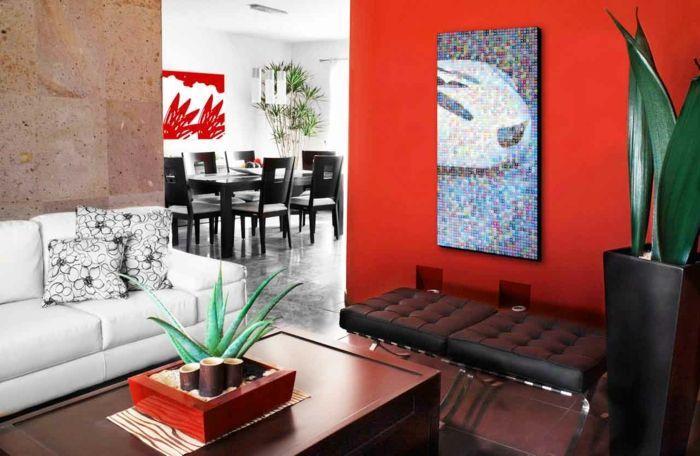 40 attraktive Bilder fürs Wohnzimmer Wohnzimmer Ideen