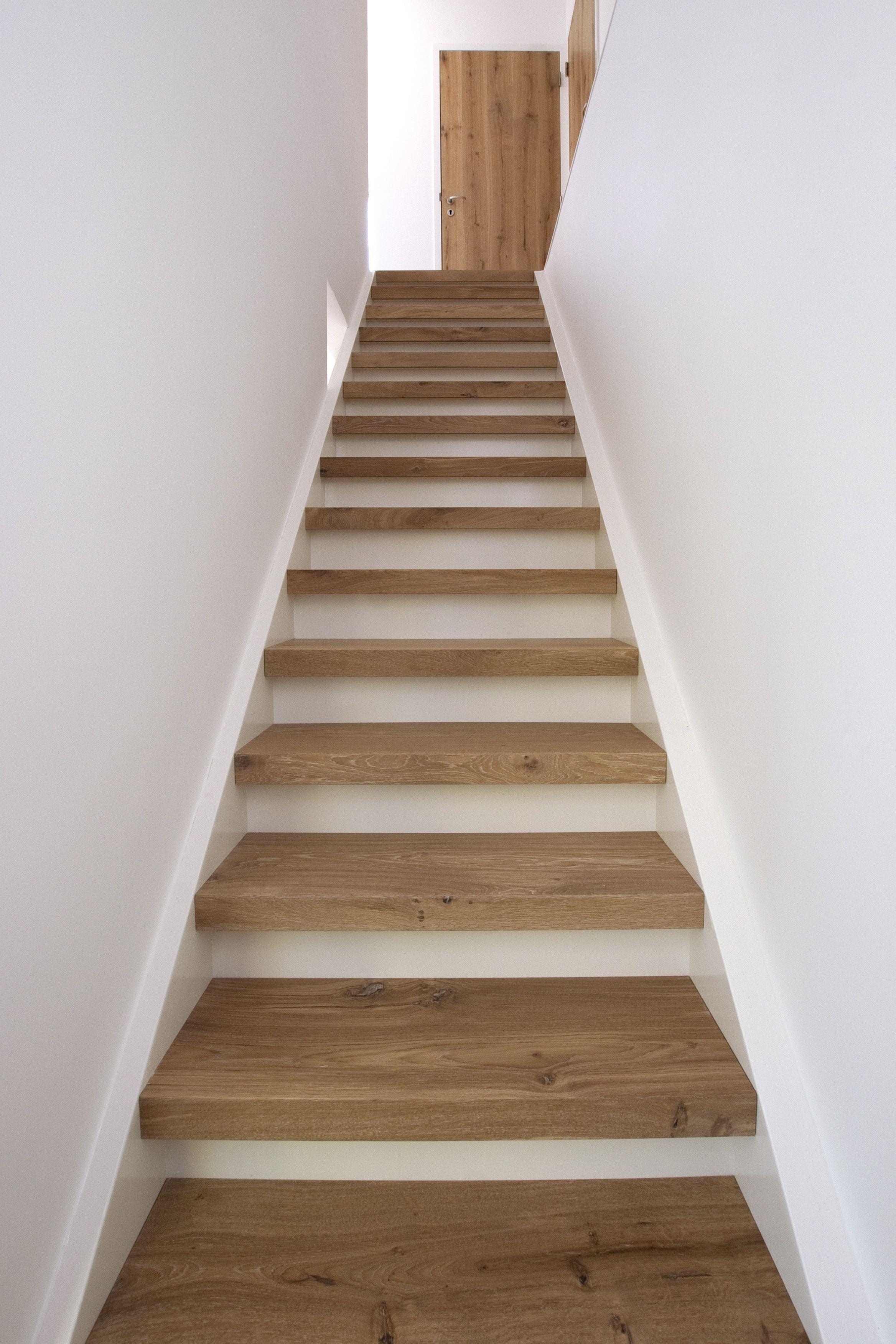 beukers vloeren heeft vele mogelijkheden om uw trap te bekleden