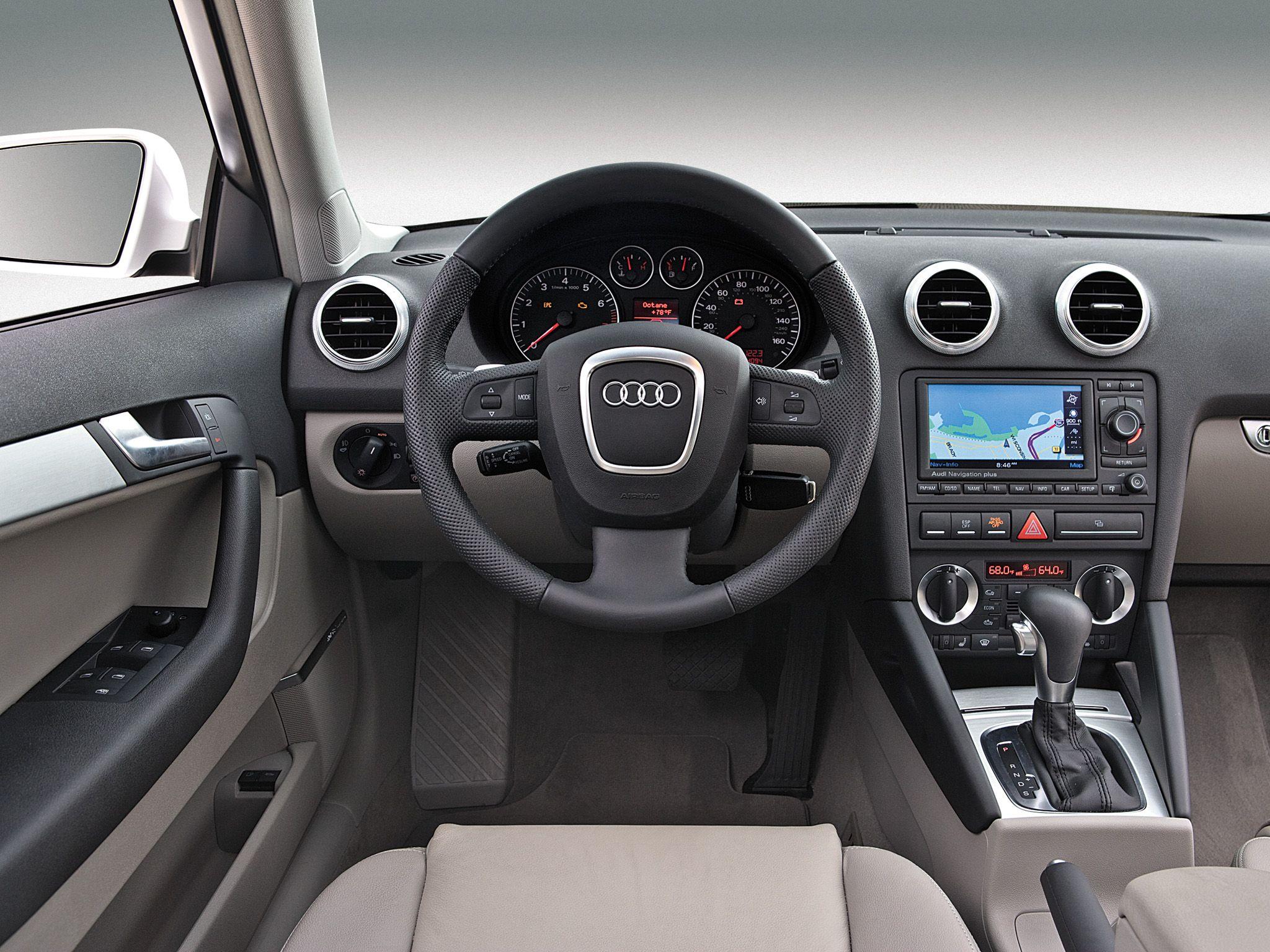 200508 Audi A3 Sportback 3.2 SLine North America (8PA