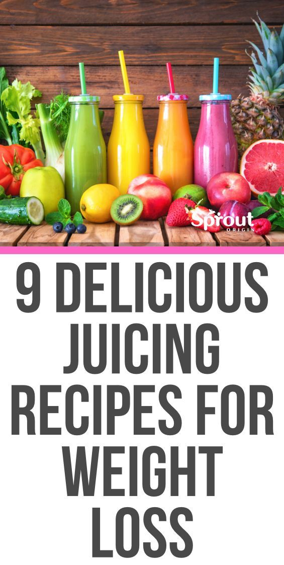 9 Awesome Juicing Recipes For Weight Loss