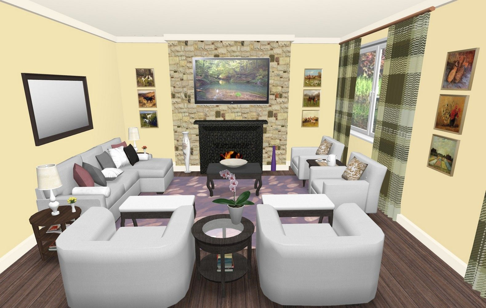 Living Room Design App Entrancing Interior Design For Ipad  The Most Professional Interior Design Decorating Inspiration