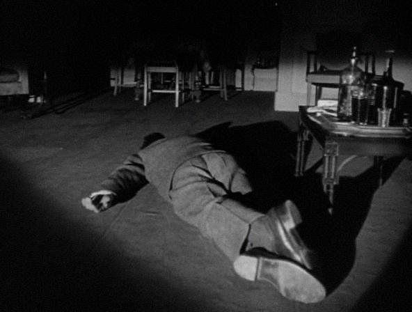 Crossfire (1947) Film Noir,