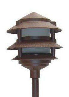 Elegant Low Voltage Landscape 3 Tier Pagoda Lights By Best Pro Lighting. $14.50. 5  Years