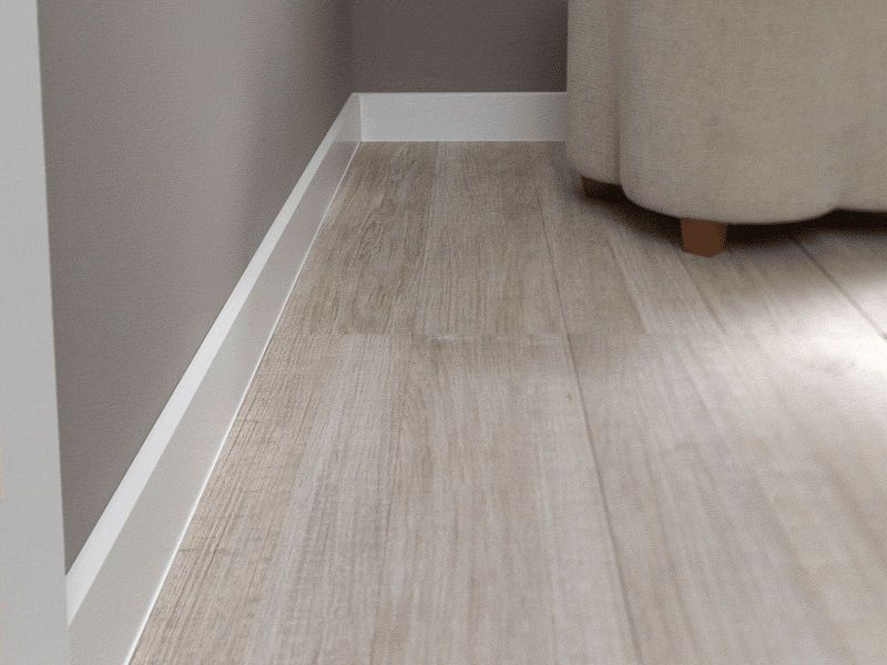 Below We Offer A Complete Rundown On The Pros And Cons Of Several Different Types Of Baseboard Molding And Trim O In 2020 Modern Baseboards Baseboard Styles Flooring