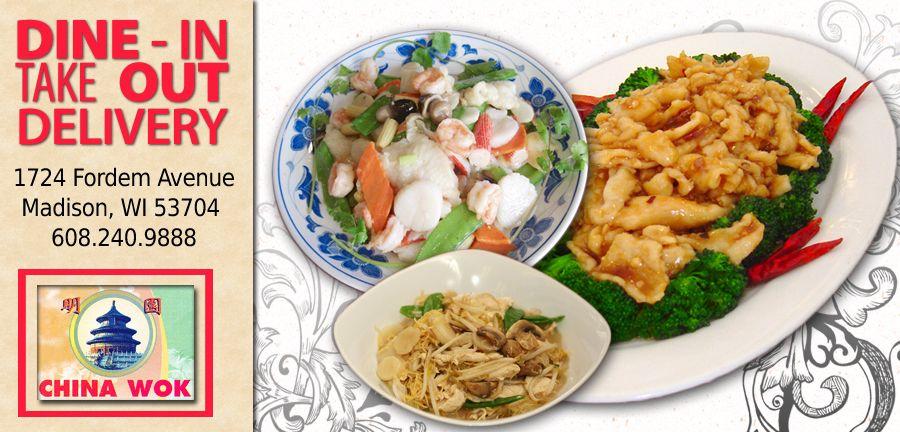 Madison Chinese Food Dengan Gambar