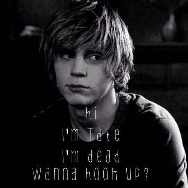 Hi im tate wanna hook up