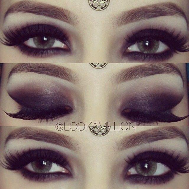 Lookamillion Sanna Different Makeup Looks Beauty Cosmetics Makeup
