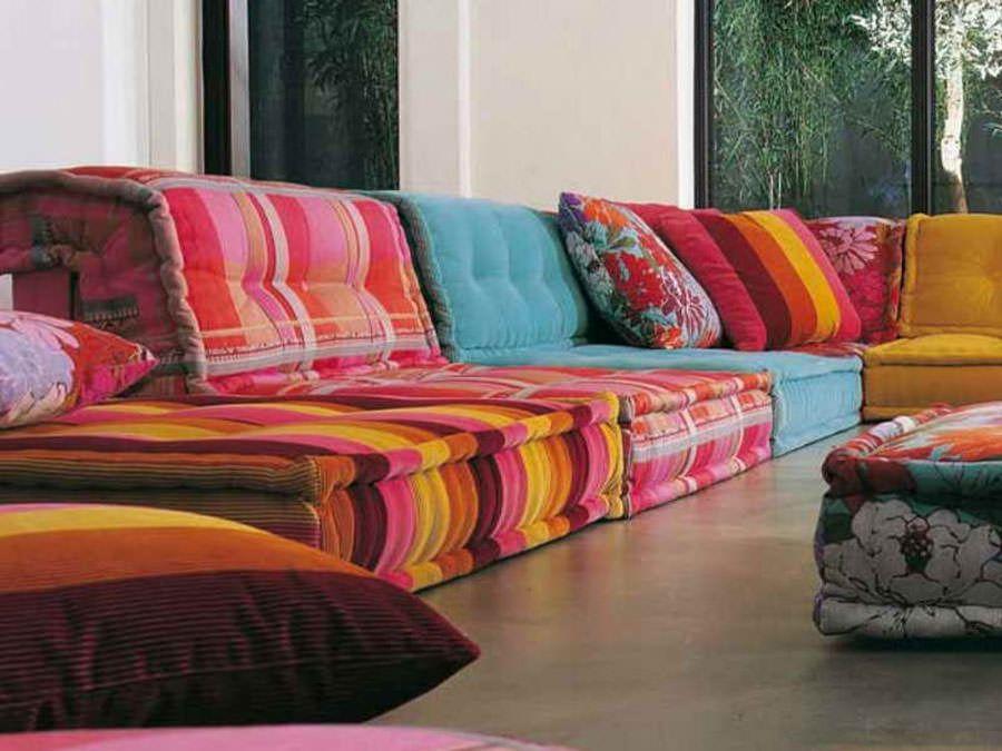 Divani Bassi Componibili.50 Divani Componibili O Modulari Dal Design Moderno Home
