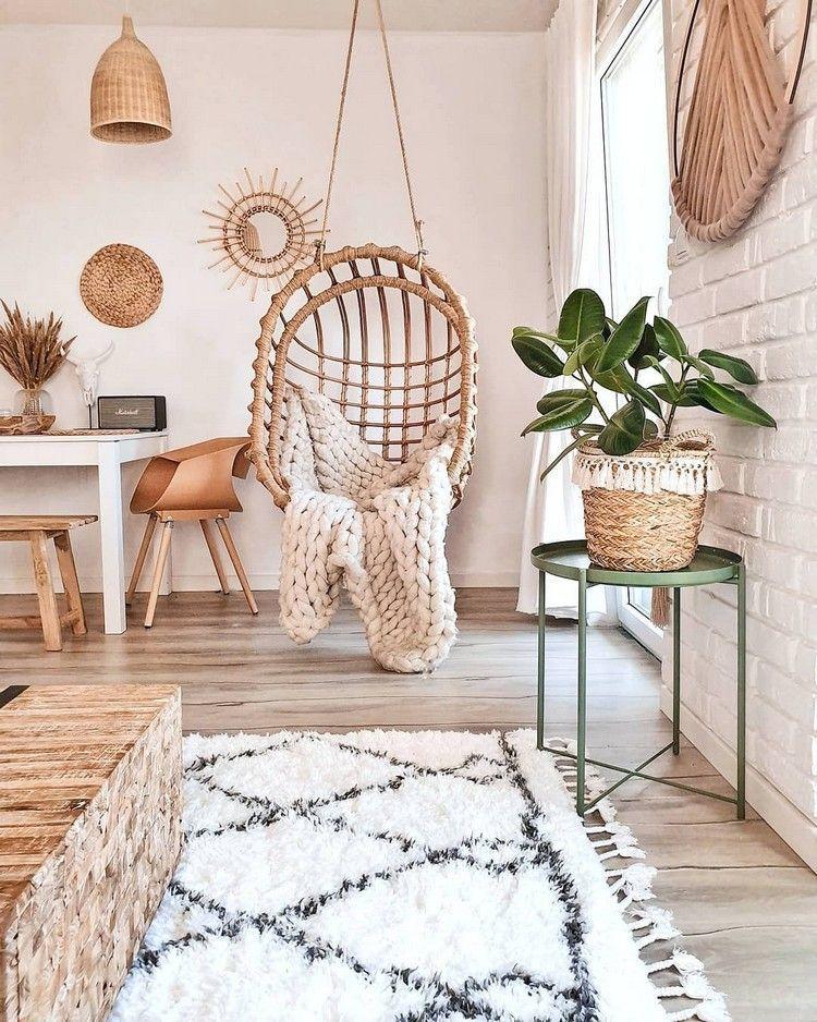 Bohème dernière et élégante décoration de la maison Design et idées de sty...