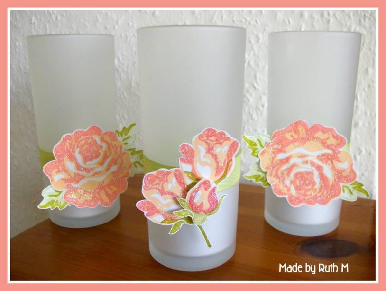 Rosy CandleLights