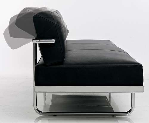 Verwandlungs Sofa Lc5 F By Le Corbusier Rantapuisto My Home