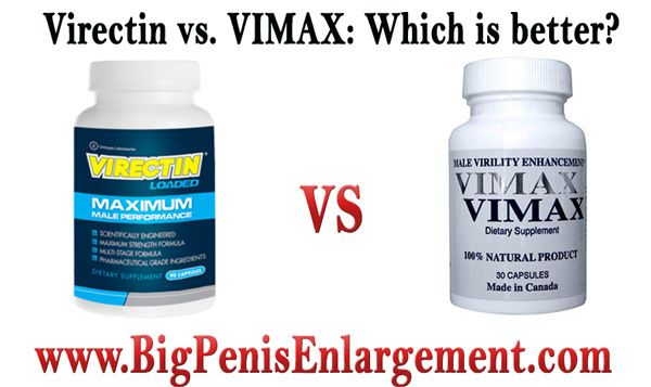 virectin vs vimax pills mens health pinterest
