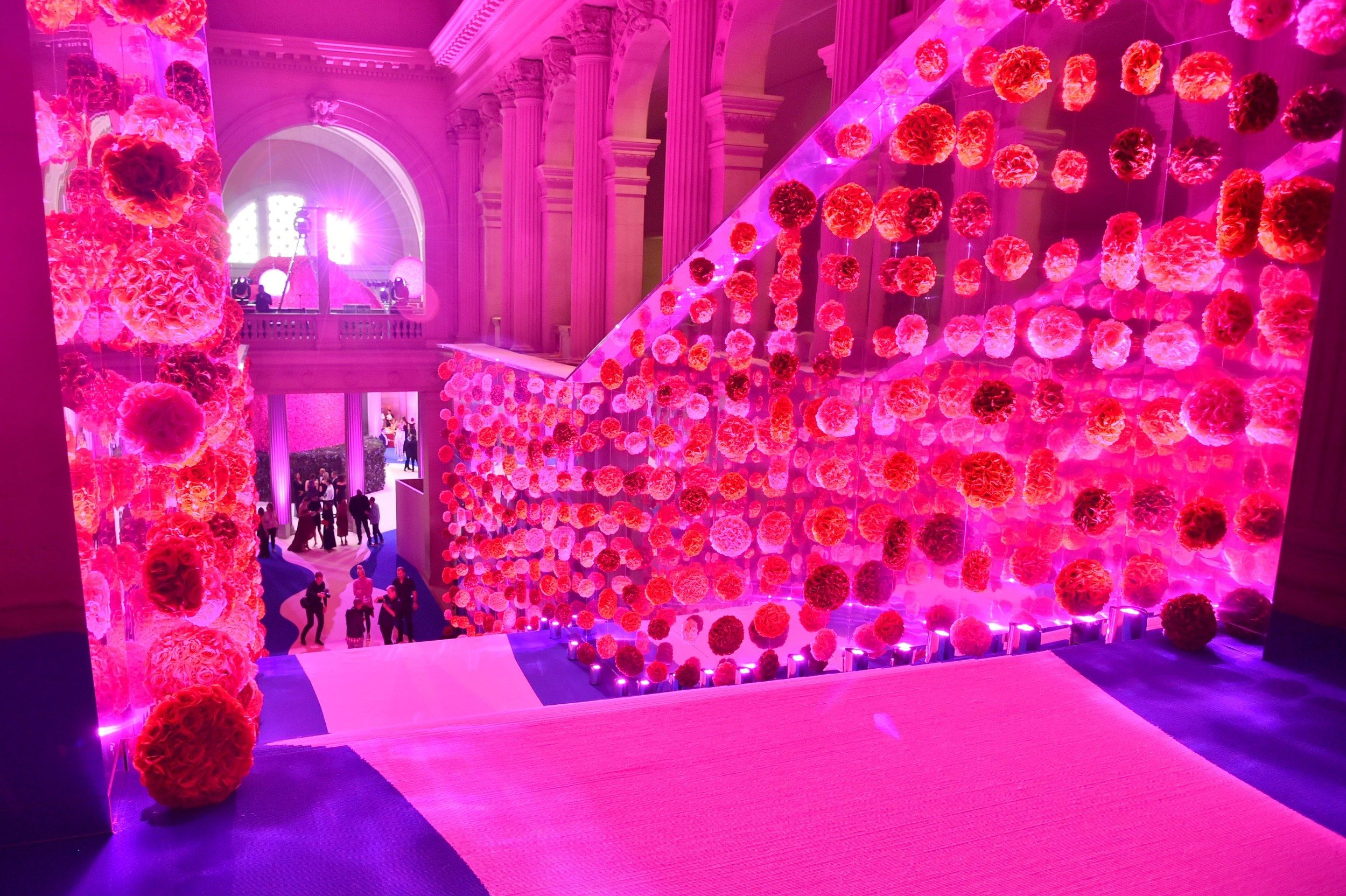 Image result for met gala theme decor