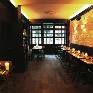 Chez Moustache 4 Rue Jean Pierre Timbaud 11th Arrond Their Ginger Fig Martini Sounds A Little Divine Restaurant Tea Shop Paris Eats