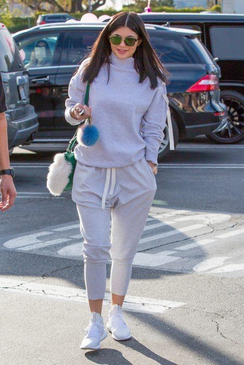 Adidas Tubular Kylie Jenner Lipstick