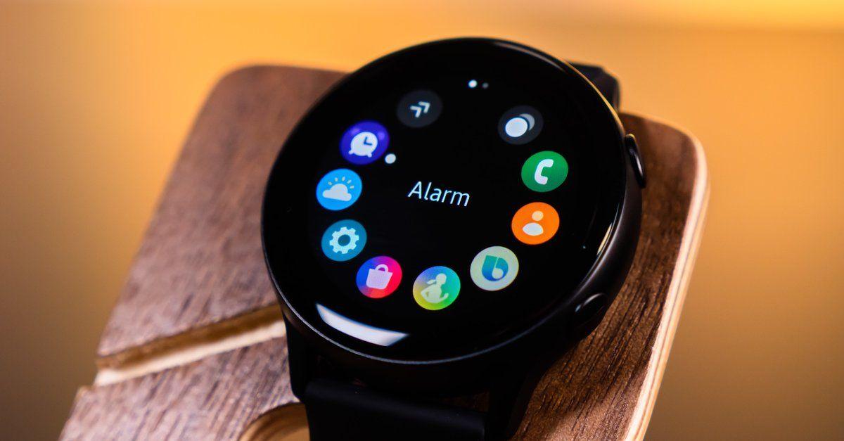 Samsung Galaxy Watch Active im Preisverfall: Aktuelle