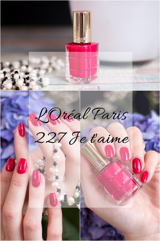 Nagellack L\'Oréal Paris - 227 Je t\'aime | Beauty nails and Sally