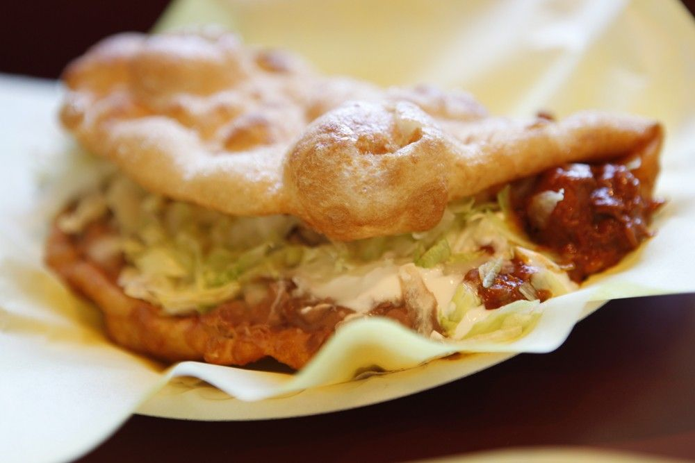 The Fry Bread House Central Phoenix Southwestern