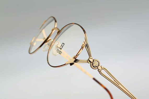603515bbb88 Fendi Mod FV 268 Col 226   Vintage eyeglasses and sunglasses ...