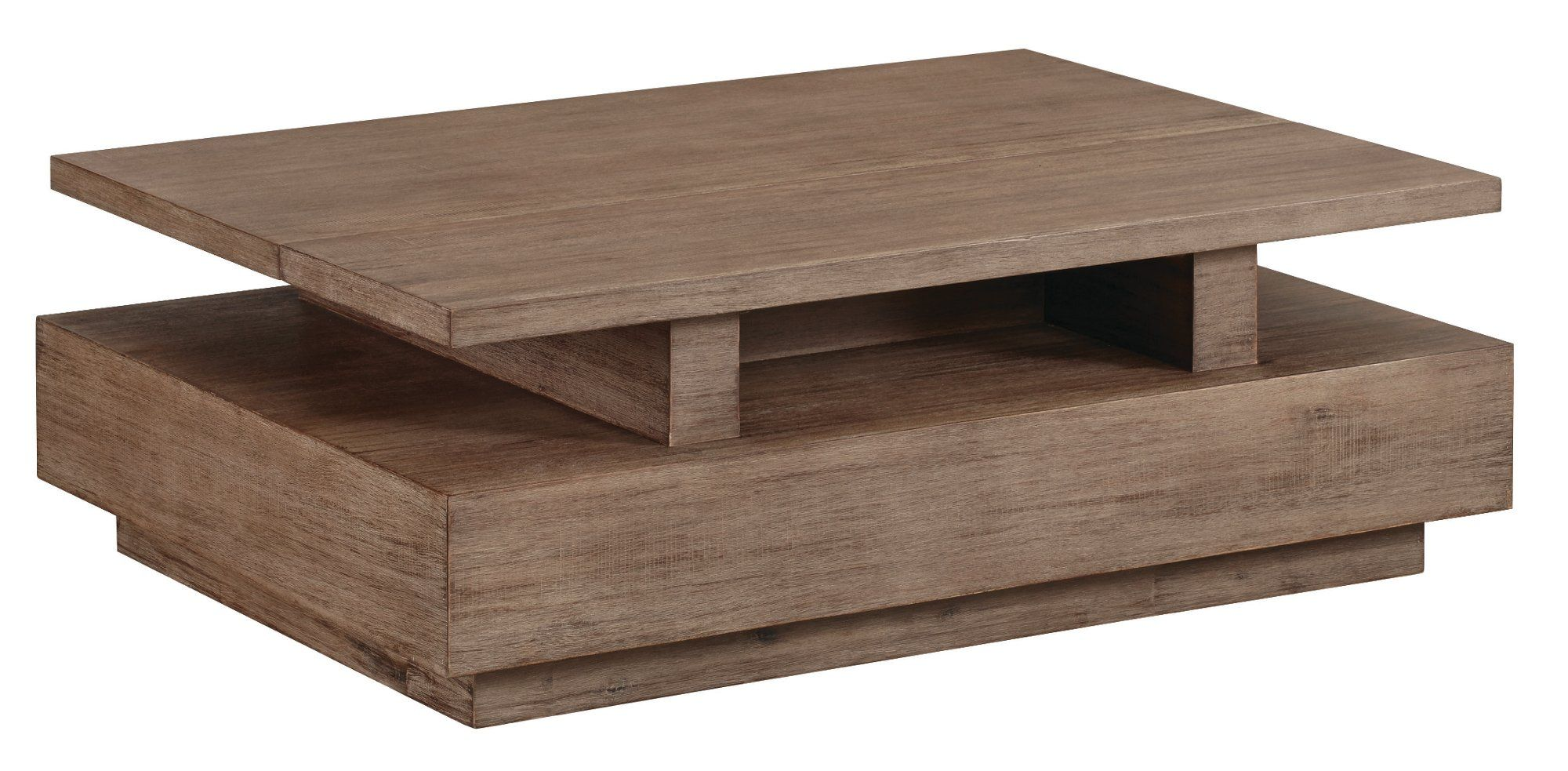 Rustic Brown Lift Top Coffee Table With Storage Slade Rc Willey Furniture Store Coffee Table 3 Piece Coffee Table Set Coffee Table With Casters [ 983 x 2000 Pixel ]