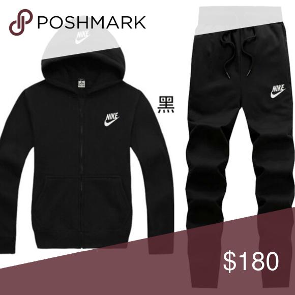 Men Nike Sweatsuit Brand New Nike Sweatsuit Nike Suits ...