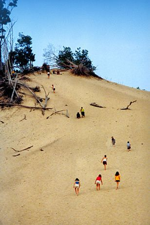 Tower Hill In Warren Dunes Climbed It Many Times