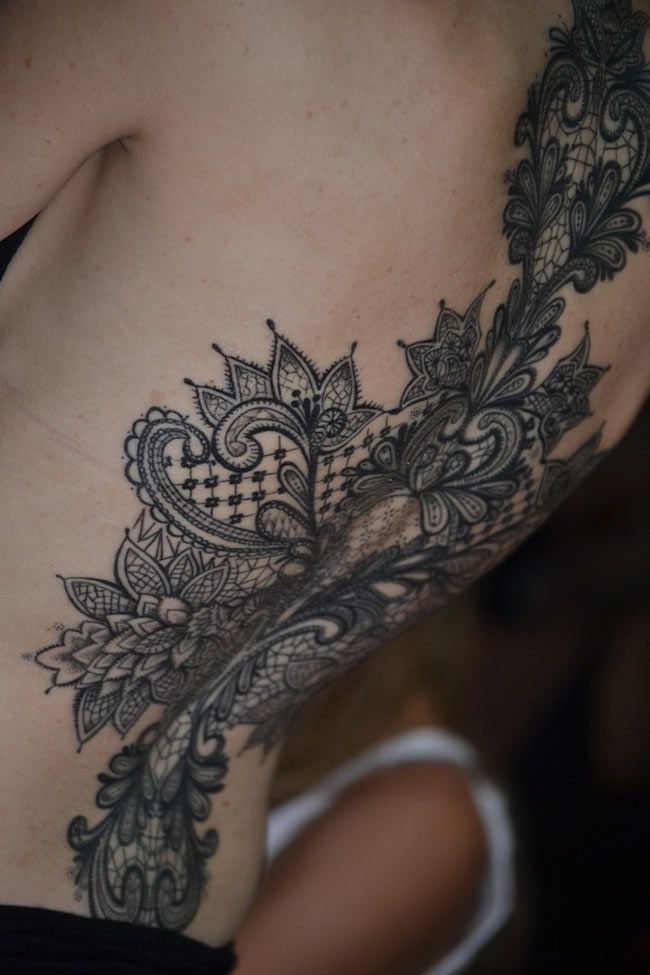 les tatouages ornementaux dotwork de marco manzo 8 tatou. Black Bedroom Furniture Sets. Home Design Ideas