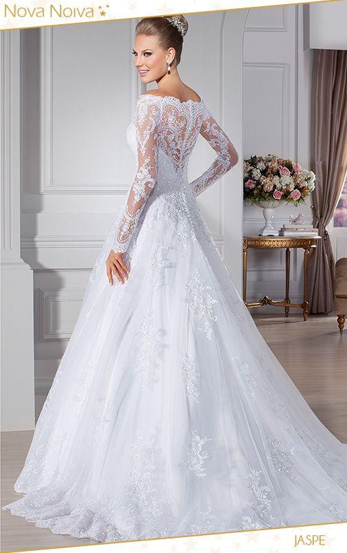 Pin von Chrissy auf Wedding Dresses | Pinterest | Hochzeitskleider ...