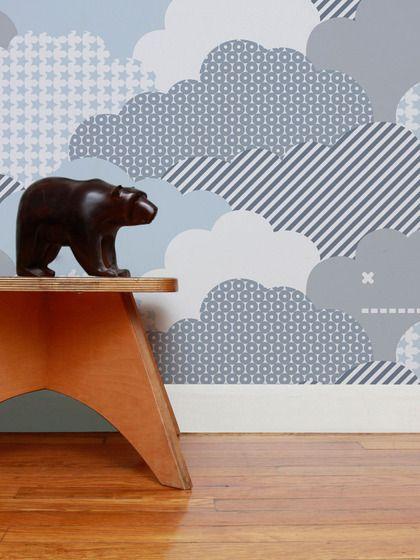 Jennifer Delonge Clouds Wallpaper