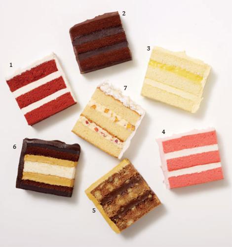 Top 7 Wedding Cake Flavors katie and davids wedding ideas