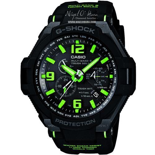 Casio Premium Men S G Shock Gravity Defier Neobrite Watch