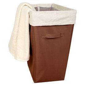 Lowes Laundry Baskets Poet Mixed Materials Clothes Hamper  Replacement Hamper For