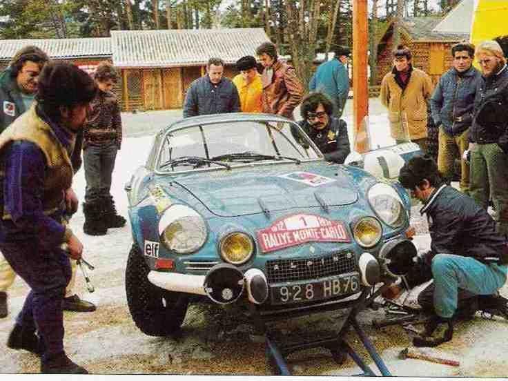Rally Monte Carlo 1972²