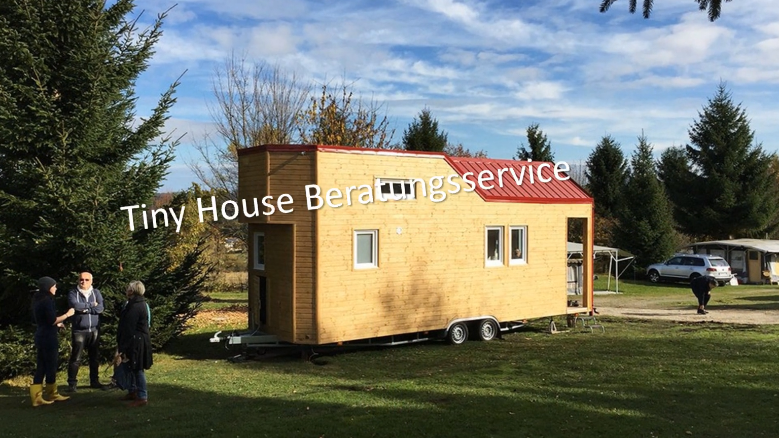 Serienmäßig lassen auch sie sich dem tiny house begeistern serienmäßig