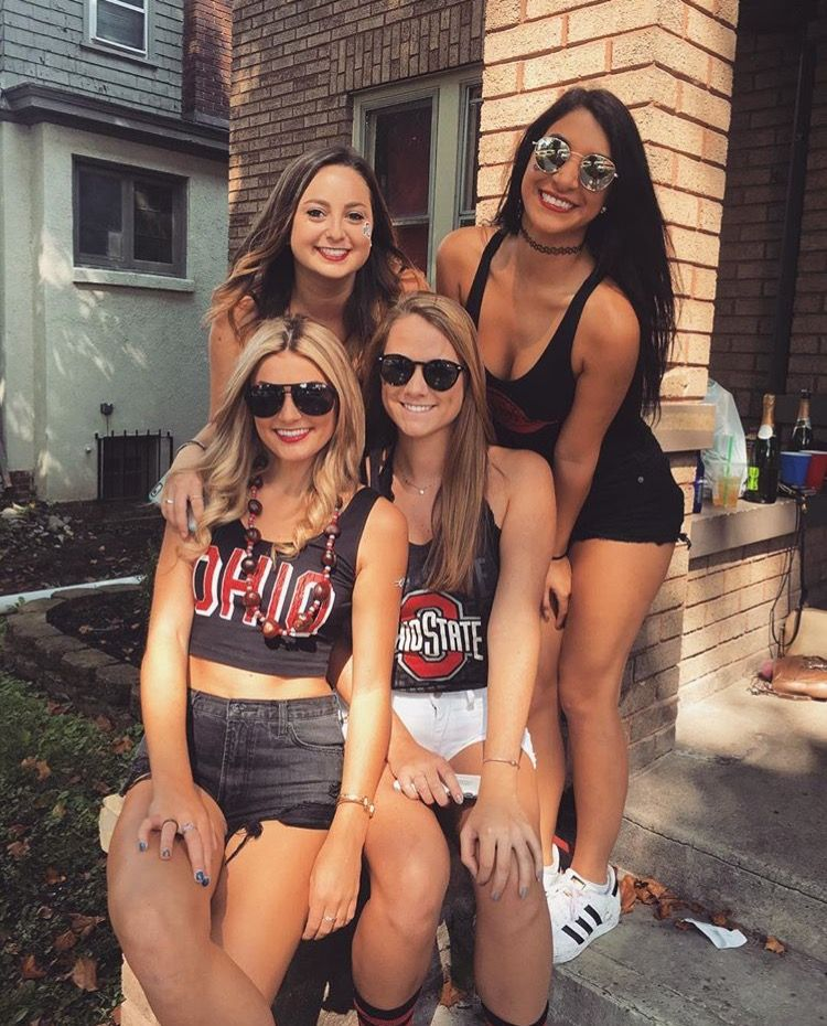 nude girls from ohio state