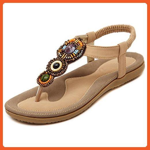 f021be8fc Women s flip-flops sandal shoes of Beaded Bohemia styles - Sandals for  women ( Amazon Partner-Link)