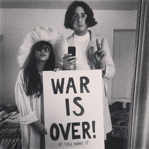33 Last-Minute Couples Costumes You Can Pull Off in a Pinch - top last minute halloween costume ideas