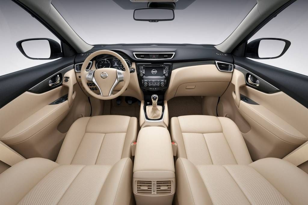 new car release in 20142014 Nissan XTrail  Interior  Maxabout Images  Pinterest