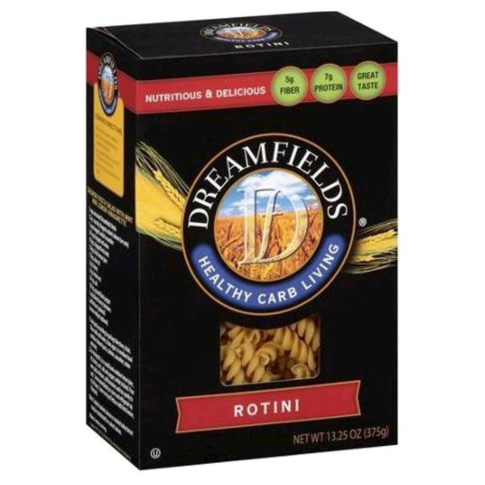 Dreamfields Healthy Carb Living Rotini 13.25 oz