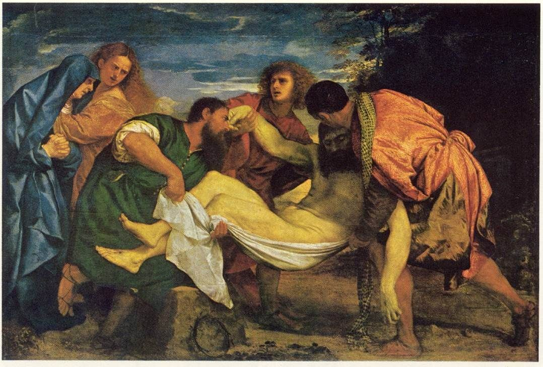 a history of the entombment of christ Domenikos theotokopoulos, called el greco candia (herakleion), crete circa 1541 - 1614 toledo the entombment of christ estimate: 1,000,000 - 1,500,000 usd.